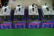 Mesin asap 1500 watt New Smoke Machine