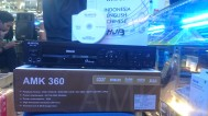 DVD karaoke Advante amk 360 dvd player karaoke