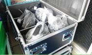 Hardcase Par LED 54 Box Hardcase tempat lampu parled