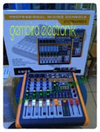 MIXER 5 CHENNEL SOUNDBEST IR52 DIGITAL EFFECT