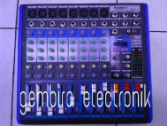 MIXER AUDIO SOUNDBEST MC-8 8 CHANNEL