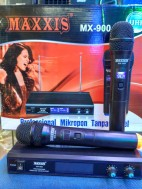 Mic wireless Microphone wireles maxxis mx900 mx-900 mx 900
