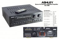 Ampli Ashley ka 7000 Original Ashly asley amplifier