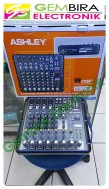 Mixer ASHLEY SMR8 USB 8 channel garansi 1 tahun