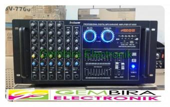 ampli audio betavo bt 8000 amplifier karaoke betafo bt8000