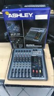 MIXER AUDIO 6 CHENNEL ASHLEY AX6 USB