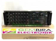 Ampli Martin Roland MA 2750K Mixing Amplifier karaoke martin rolan MA 2750