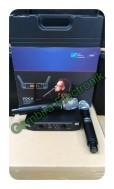 mic wireless shure glxd 24 microphone pegang handheld mic genggam
