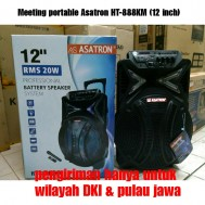 meeting wireless asatron 12 inch ht8880 ukm speaker portable 12inch ht 8880