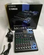 mixer yamaha mg10XU Ori Mexer audio yamaha Originial mg 10xu garansi resmi yamaha