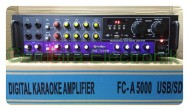 ampli karaoke firstclass fc a5000 BBE proceccor Amplifier fc a 5000