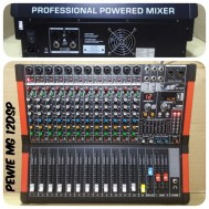 POWER MIXER 12 CJANNEL PEWIE MG 12DSP PROFESIONAL POWORED MIXING