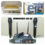 Mic Wireless Sennheiser 100 G6 Black Microphone Wirelles Senheiser 100 G 6