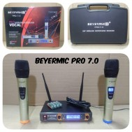 MIC WIRELESS BEYERMIC PRO 7.0 microphone bayermic pro 7