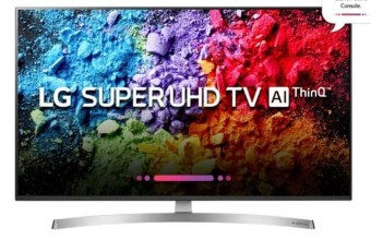 Tv Led Lg 65 Inch 65sk8000 Smart UHD 4K 65 Inci Sk8000 Televisi SUPER ULTRA HD