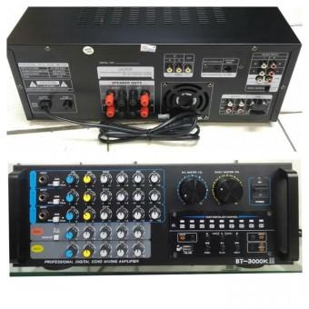 POWER AMPLI BLUETOOTH ATL BT 3000K III MIXER AMPLIFIER BT3000K