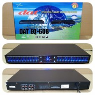 EQUALIZER SOUND SYSTEM DAT EQ 608 20 X 2 BAND EQUALISER DAT EQ608