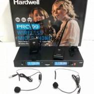 Mic Hardwell Pro 99 Dual Clip On