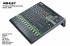Mixer Ashley V8FX