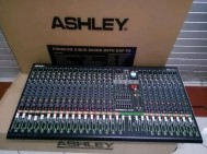Mixer ASHLEY V24FX Professional Mixer