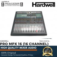 Mixer Hardwell MPX 16 Pro