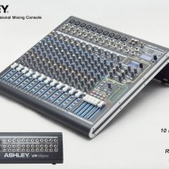 Mixer Ashley VR16 Pro Original