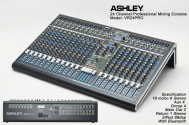 Mixer Ashley VR24 Pro