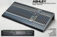 Mixer Ashley VR32 Pro