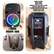 Speaker I Dance Groove 1000