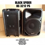 Speaker Pasif Black Spider BS 3212 PS
