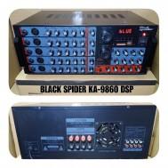 Ampli Black Spider KA 9860 DSP