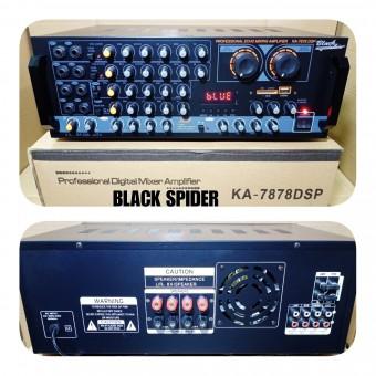 Ampli Black Spider KA 7878 DSP