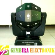 Moving LED Ball Laser Strobo Spark