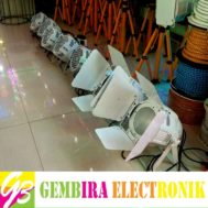 Paket Lighting White Medium Stage