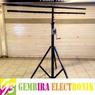 Stand Tripod Katrol 4 Meter Par LED