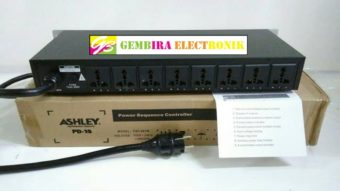Power Sequence Controller Ashley PD10