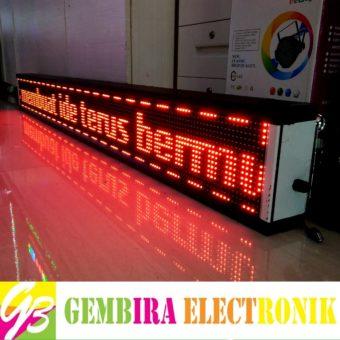 Running Teks LED 197 x 21cm