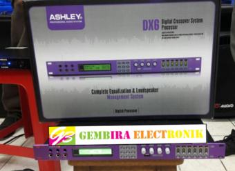 Karaoke Management / Processor Ashley DX6
