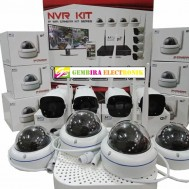 PAKET NVR KIT 8 CAMERA FULL WIRELESS 960P