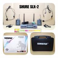 Mic Shure SLX 2 Clip On