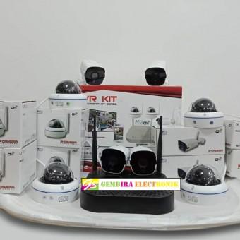 PAKET CCTV NVR KIT 8 CHANNEL 1080P