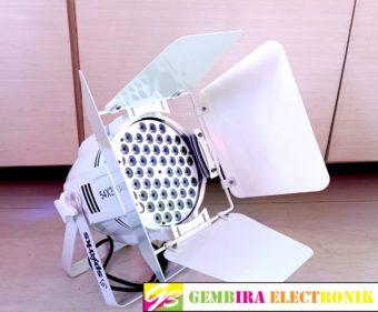 Par LED 54 x 3w White