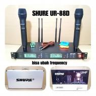 Mic Shure UR 88D