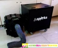 Dry Ice Machine 6000 Watt Spark