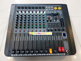 Power Mixer Ashley NR8000