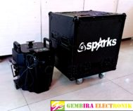 Dry Ice Machine 2000 Watt Spark