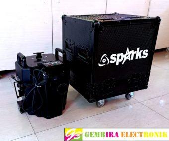 Dry Ice Machine 2000 Watt Spark