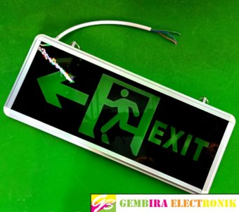 Lampu Emergency Exit LED