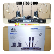 Mic DBK JTSS 5100 Handle Clip Headset