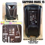 Speaker Aktif Sapporo Mars 15